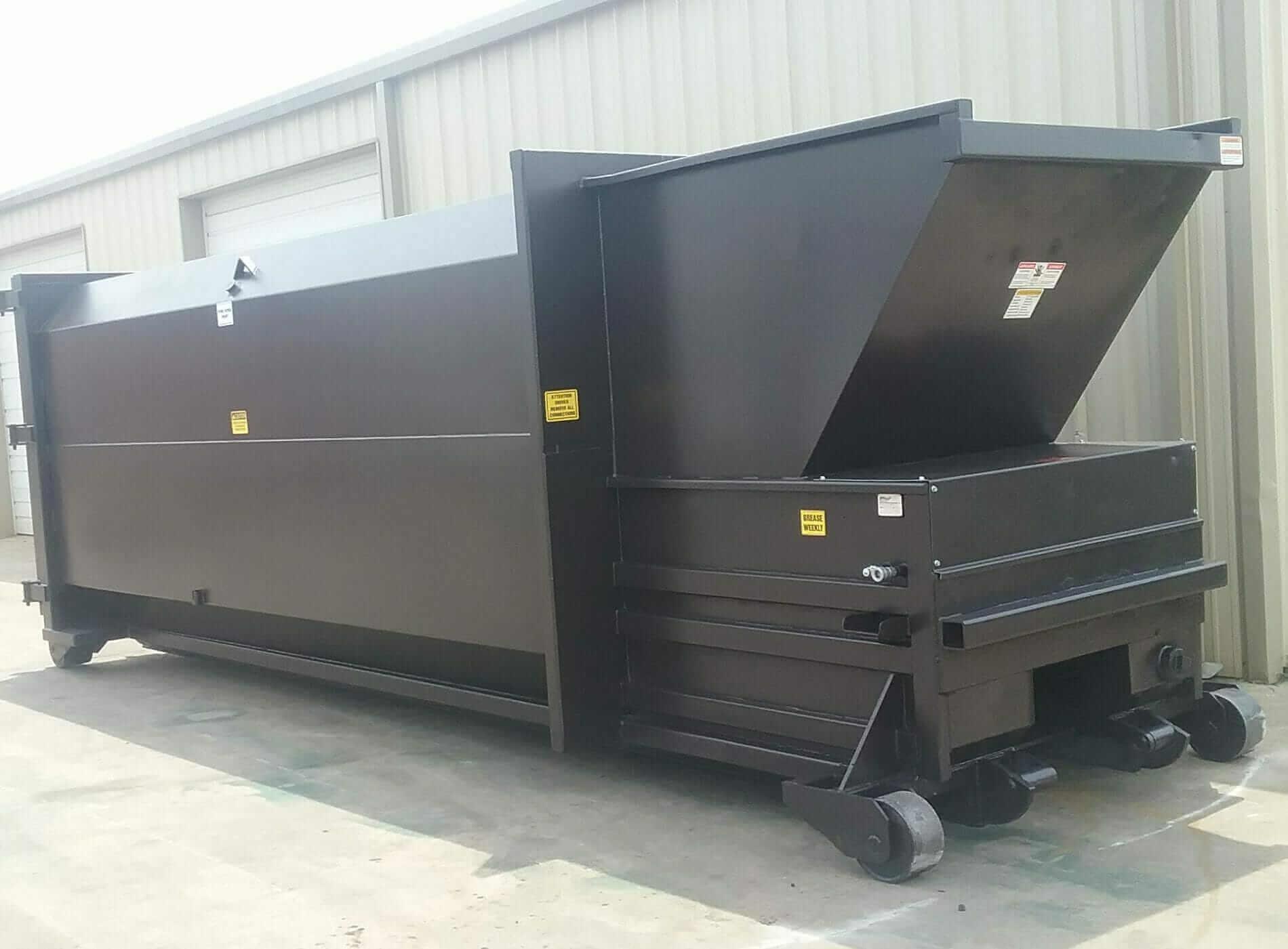 used recyciing equipment