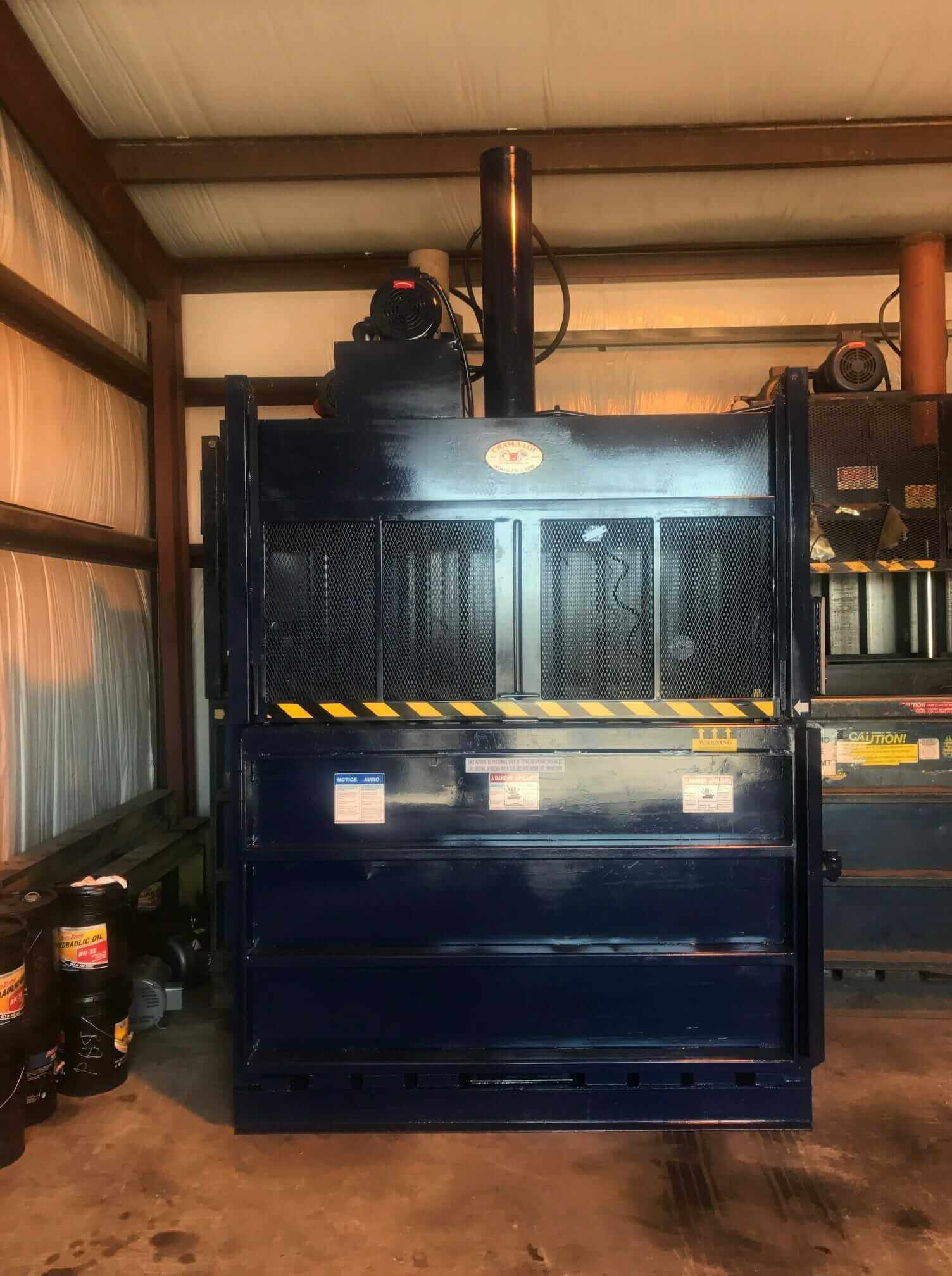 used baler for sale