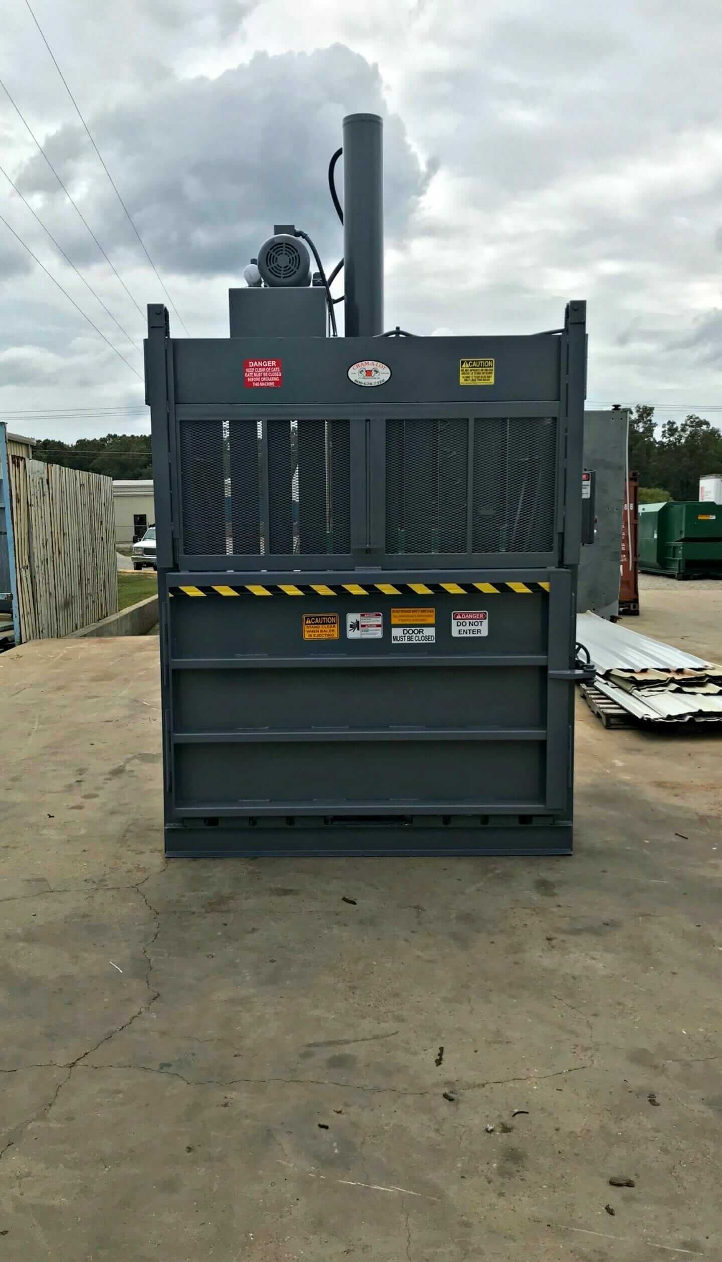 used recyciing equipment