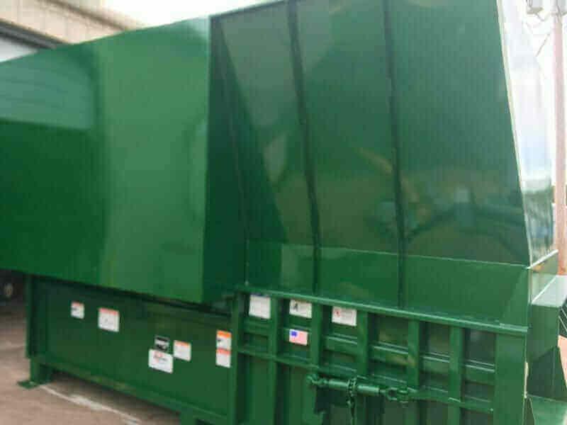 norton cardboard compactor